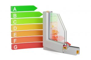 Window ratings for different types of windows in home.